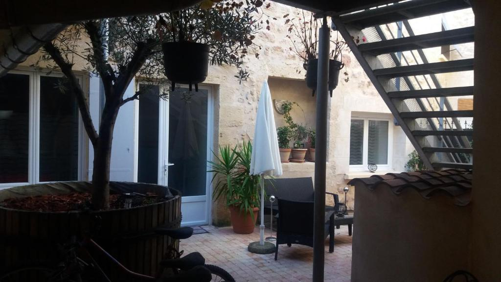 Apartments In Puybarban Aquitaine