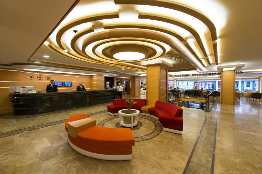 Prestige hotel istanbul turkey for Istanbul family suites laleli