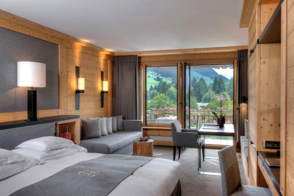 Hotel Park Gstaad Switzerland Bookingcom