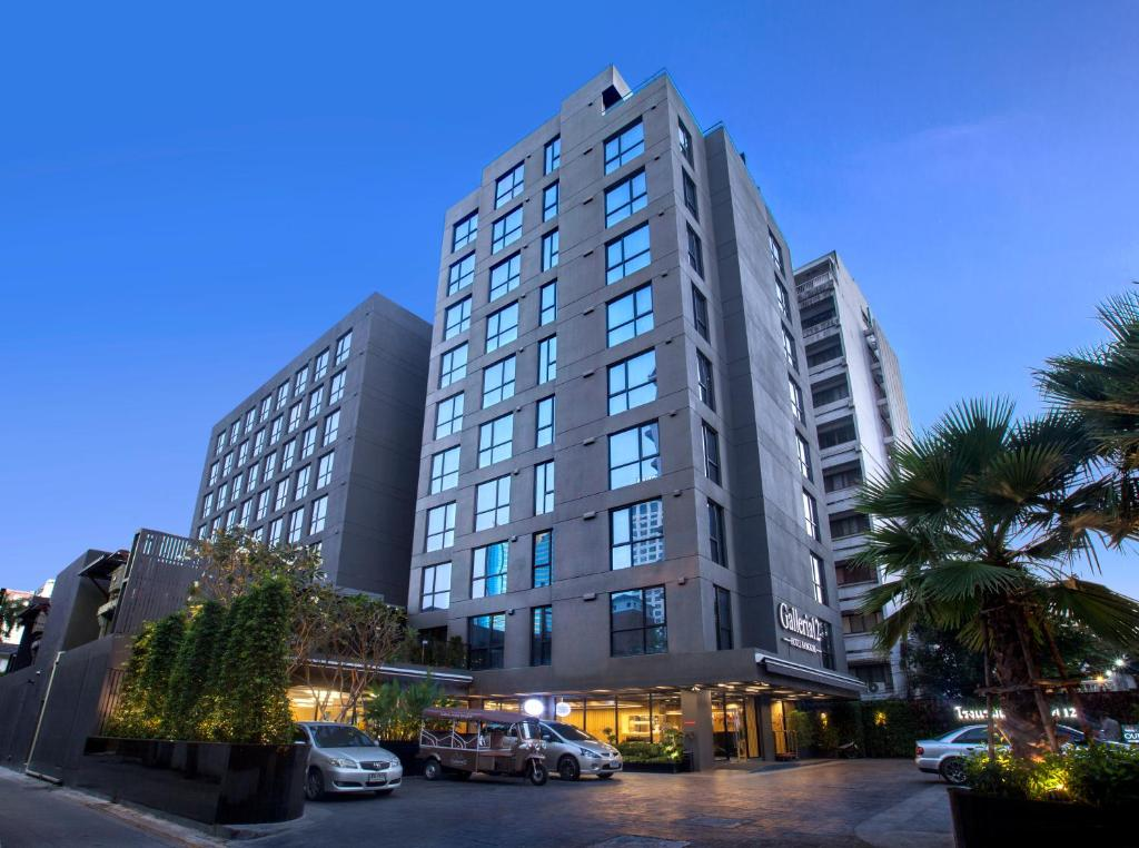 Hotel galleria 12 sukhumvit bangkok by co thailand for Hotel bangkok