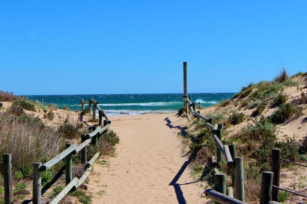 Plaža kod ili blizu kampa