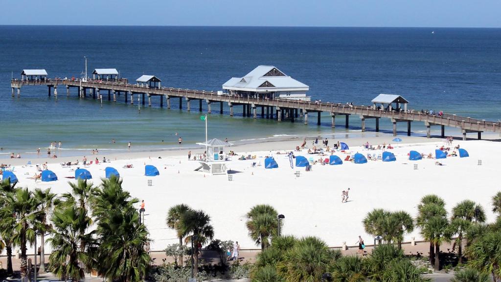 Hotels Near Pier  Clearwater Fl