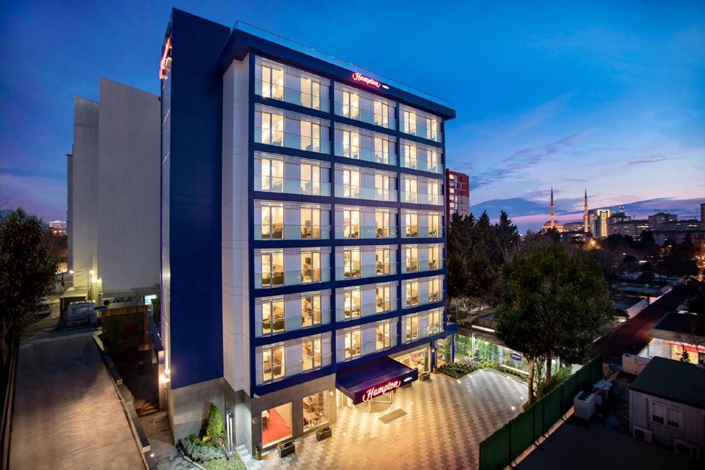 Hotel Hampton by Hilton Istanbul Atakoy, Turkey - Booking com