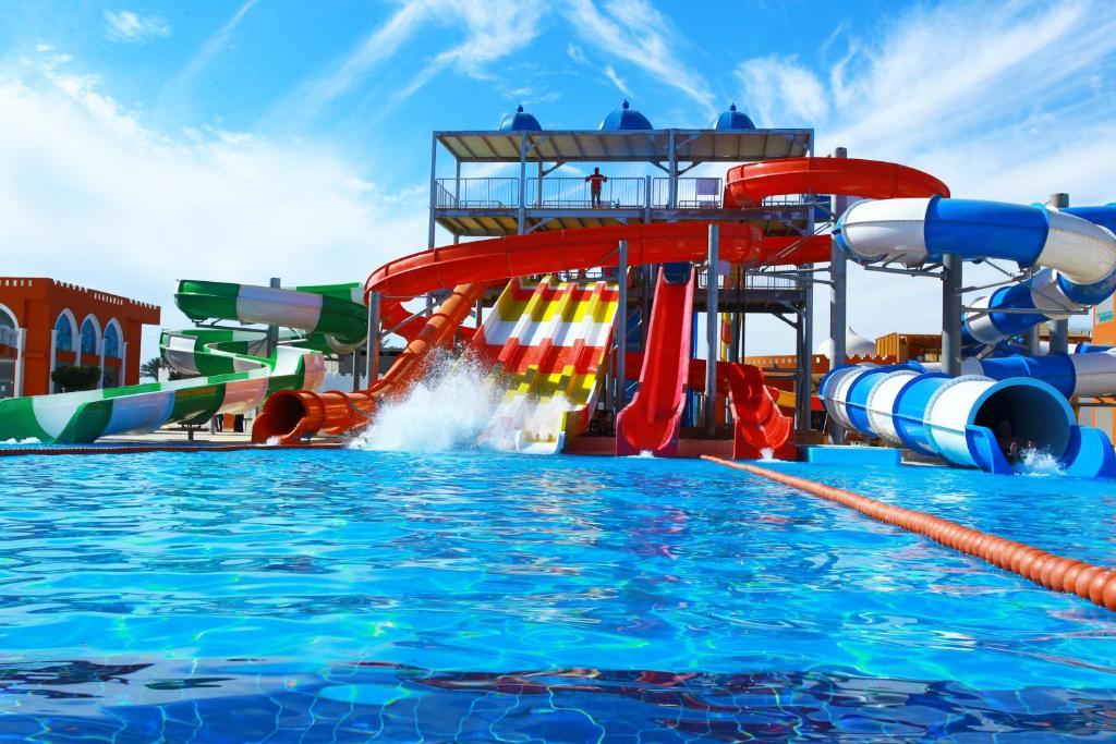 Sunrise Garden Beach Resort Spa Hurghada Egypt Bookingcom - Map of egypt beach resorts