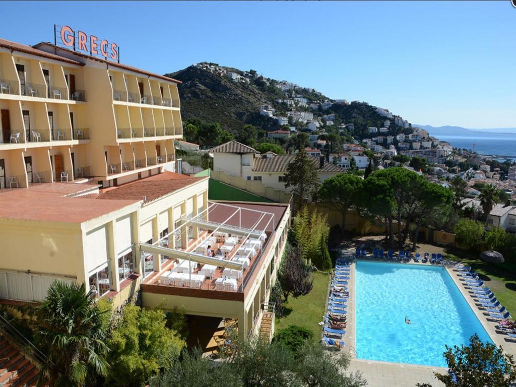 hotel grecs espagne roses