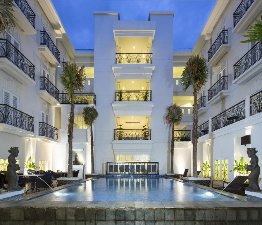 Hotel Indies Heritage Prawirotaman Yogyakarta Harga 2019 Terbaru