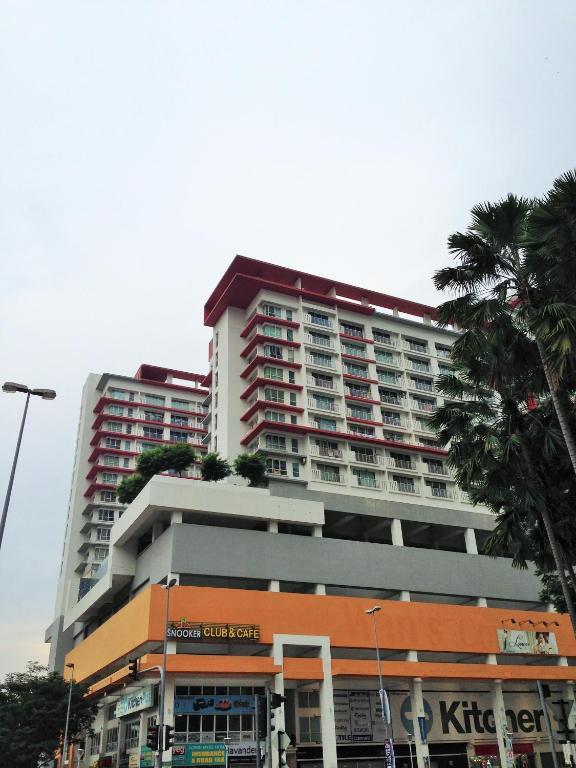 Studio Apartment Untuk Disewa apartment luxe studio at damansara perdana, kota damansara