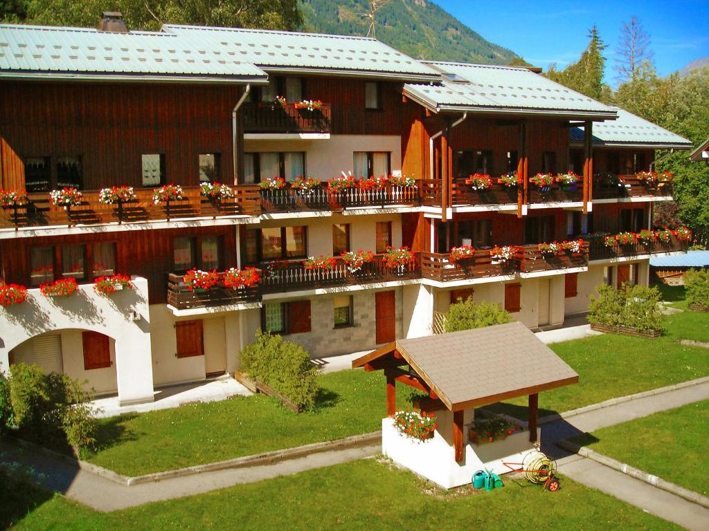 Appartement jardins mt blanc chamonix france chamonix for Appartements le jardin