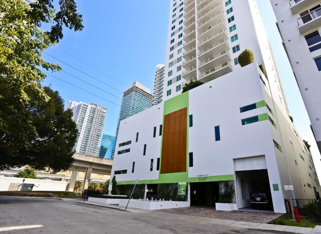 Nuovo Miami Apartments At Brickell Fl Booking Com