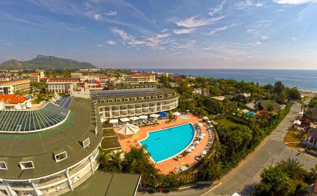 Роскошный отель 5* на средиземноморском побережье Турции! Кемер с вылетом из Самары!