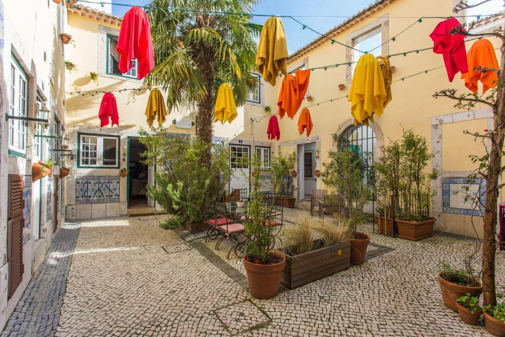 Palacio Vila Flor Portugal Lissabon Bookingcom