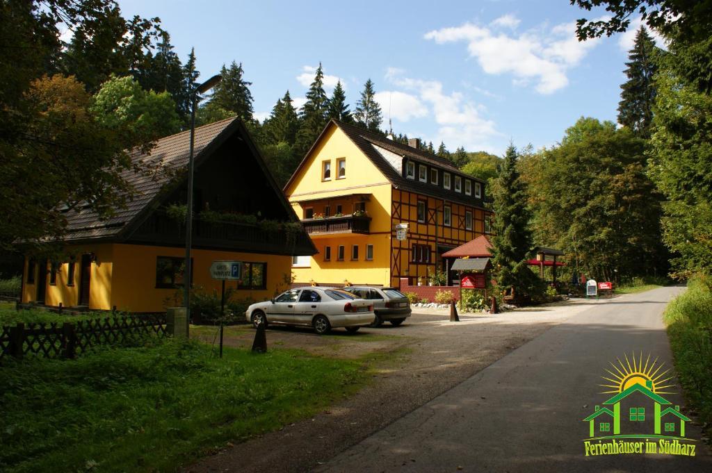 Ferienhaus Ferienwohnung zur Waldschänke 1 (Deutschland Bad Sachsa ...