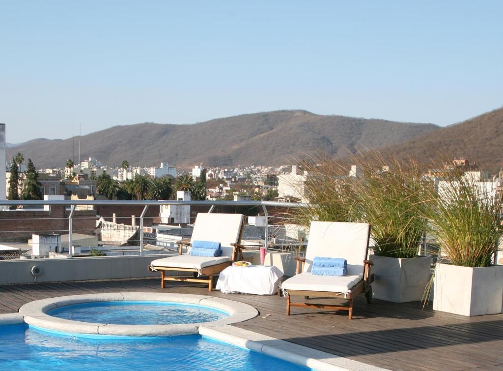 アイレス デ サルタ ホテル(Ayres De Salta Hotel)