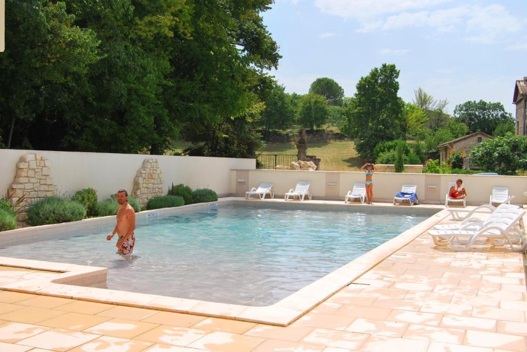 Resort Village Lagrange La Closerie, Barjac, France