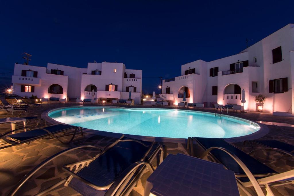 Condo Hotel Naxos Mare Agia Anna Naxos Greece Bookingcom