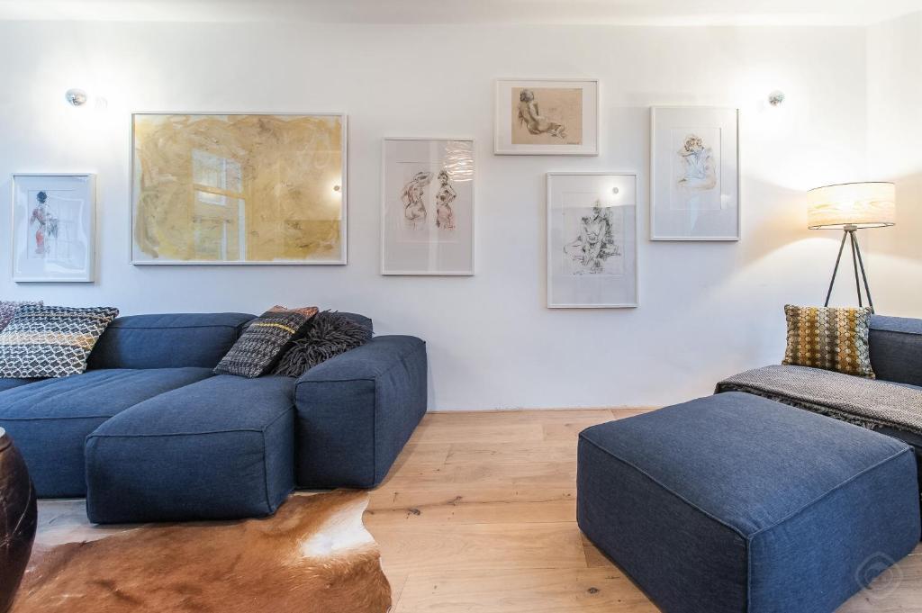 Appartement Jordaan Orange House (Nederland Amsterdam) - Booking.com