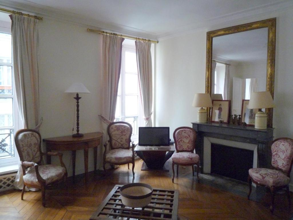 Huoneisto Verneuil Chic (Ranska Pariisi) - Booking.com