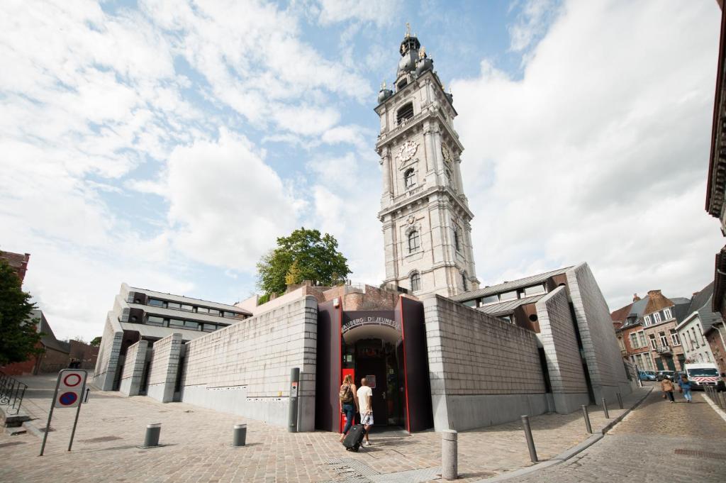 Auberge de Jeunesse Mons Belgium Bookingcom
