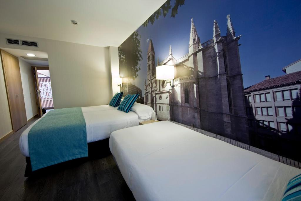 boutique hotels valladolid provinz  7