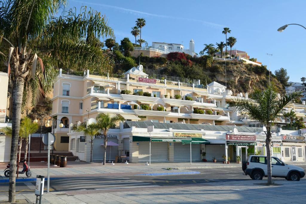 Apartments Burriana Playa Nerja Spain Bookingcom