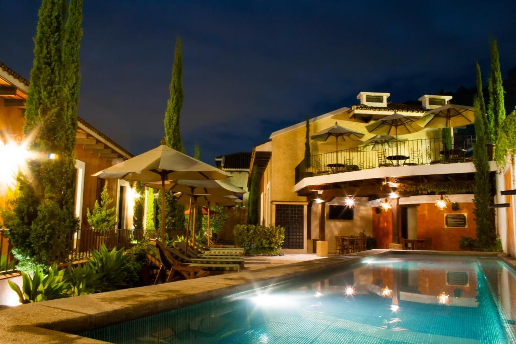 Luxury villas antigua guatemala guatemala for Hotel y villas 7