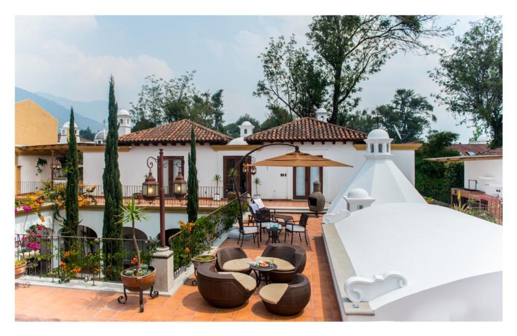 Vacation home casa arcangeles antigua guatemala for Casa mcdonald