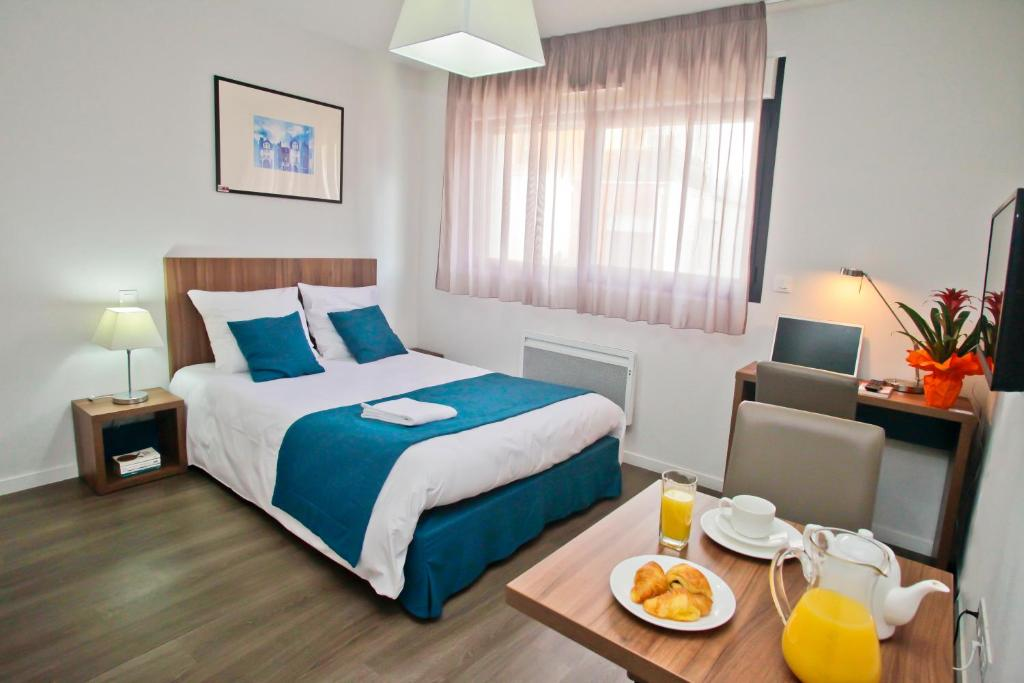 Odalys appart hotel tours france tours for Appart hotel tarif