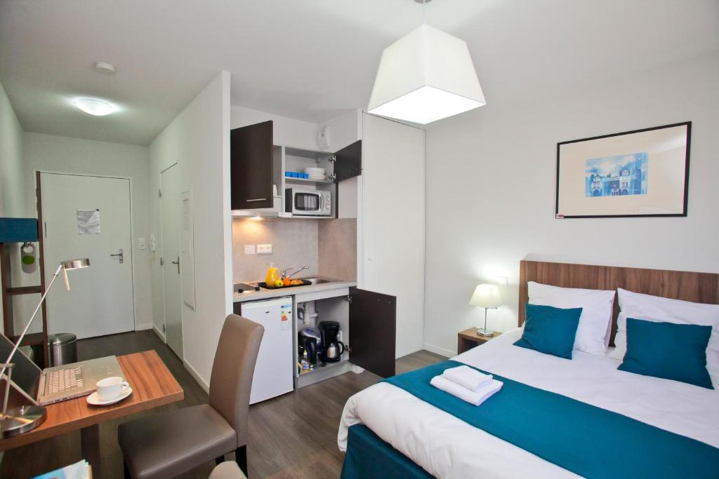 Odalys appart hotel tours france tours for Appart hotel odalys