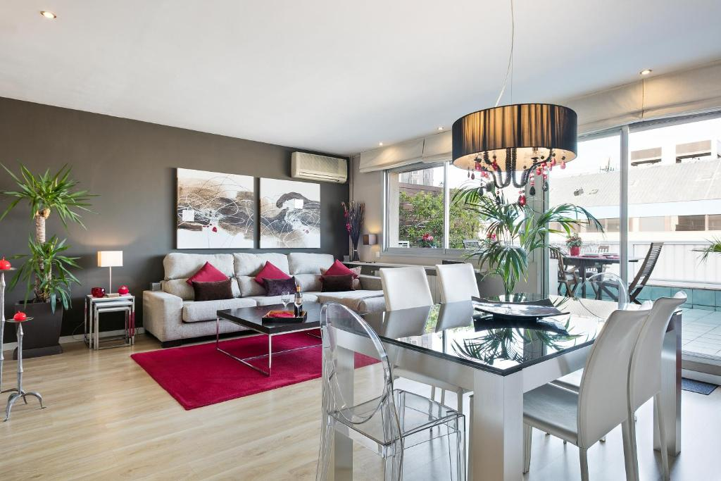 Elegant Apartment elegant apartment olle, barcelona, spain - booking