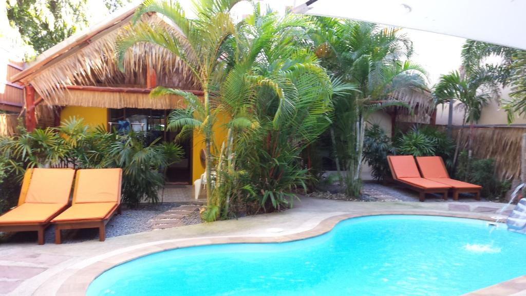 The swimming pool at or near Suay Bungalows Resort