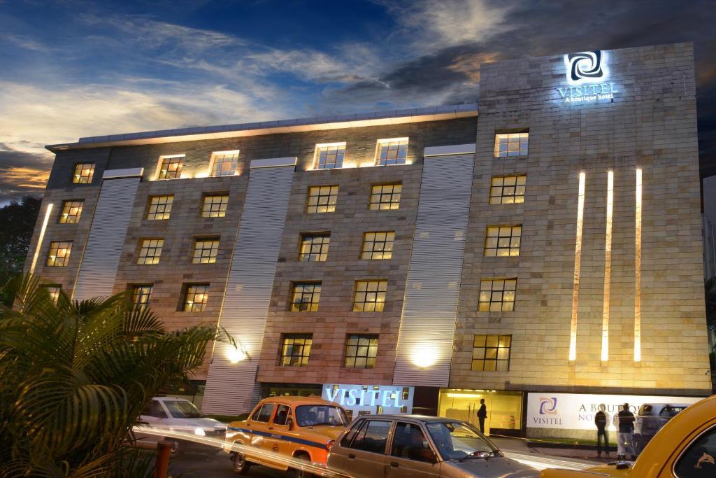 Visitel A Boutique Hotel Kolkata India Booking Com