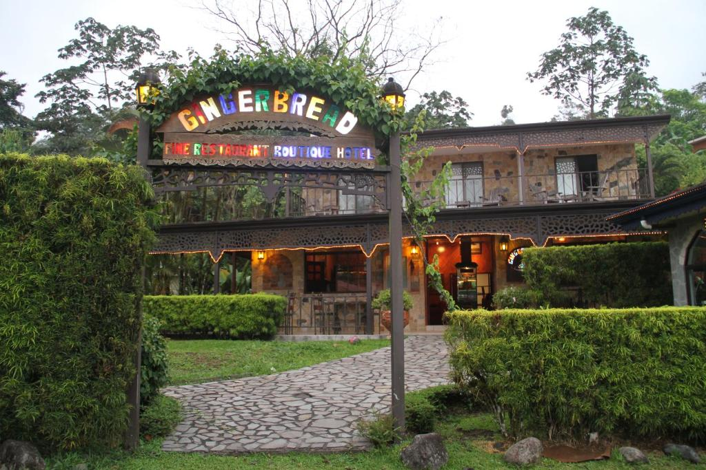 Image result for gingerbread restaurant costa rica