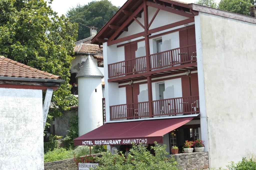 Hôtel Ramuntcho SaintJeanPieddePort Updated Prices - Location st jean pied de port