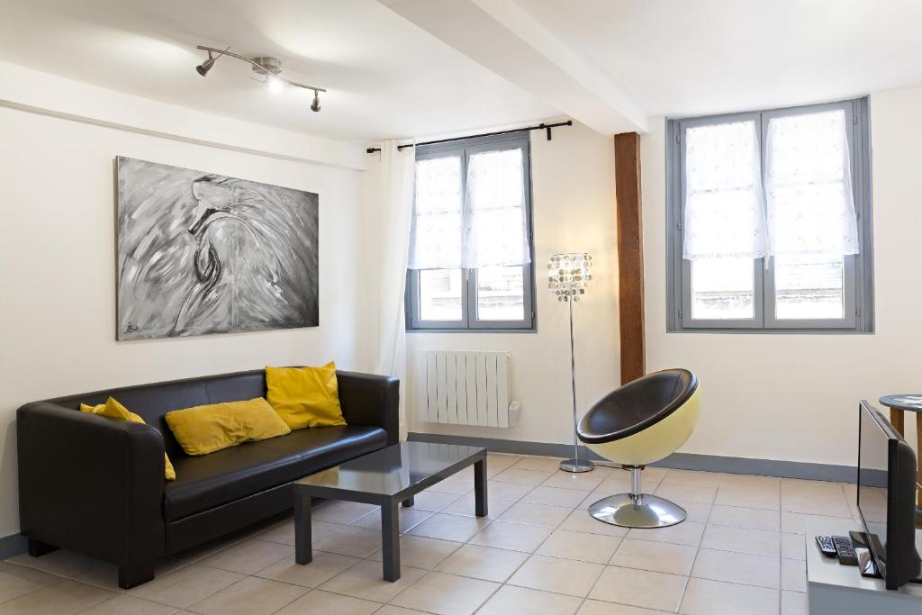 Appartement Moderne (Frankreich Honfleur) - Booking.com