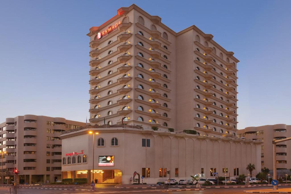 Hotel ramada dubai uae for Hotel dubai booking