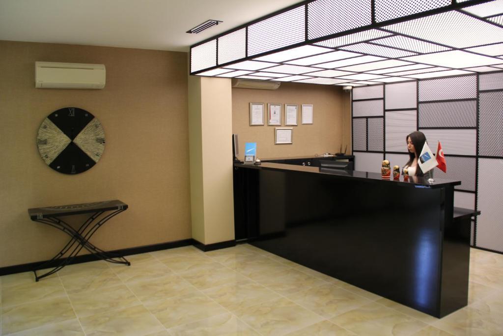 Yakındaki otel : Airport Residence