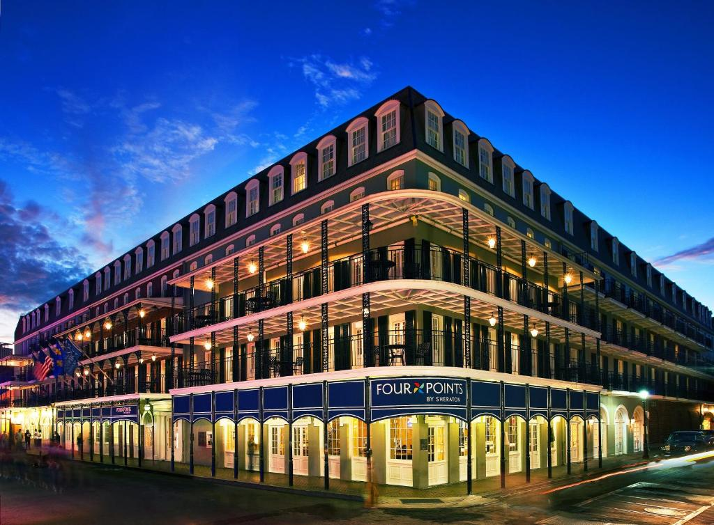 Hotels In New Orleans >> Hotel Four Points French Quarter New Orleans La Booking Com