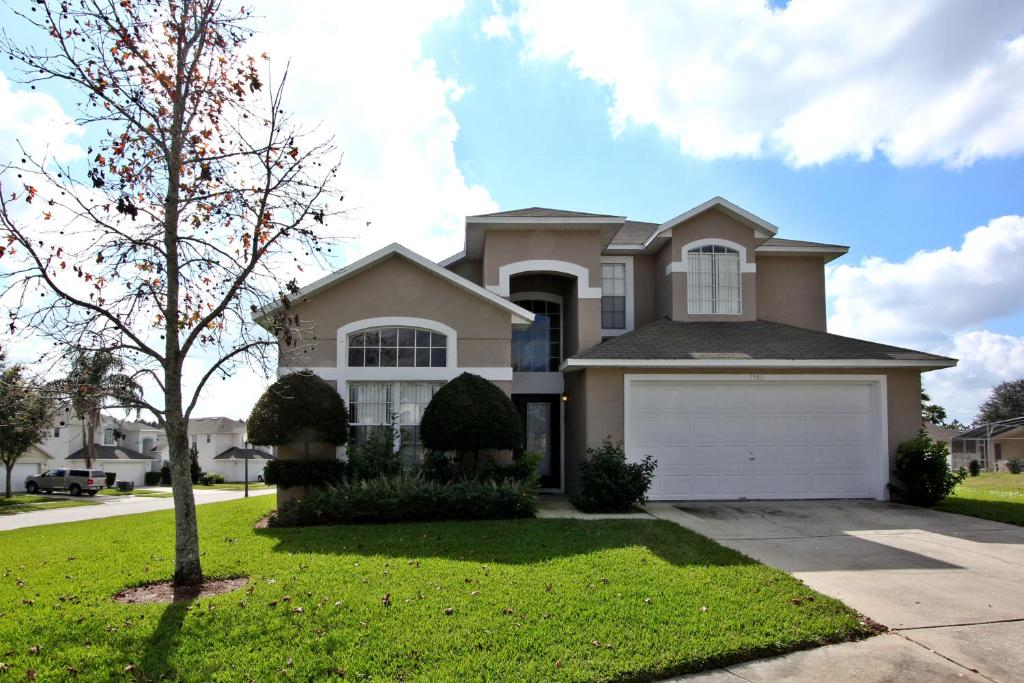 Affordable orlando villa kissimmee fl for 7 bedroom vacation homes in kissimmee fl