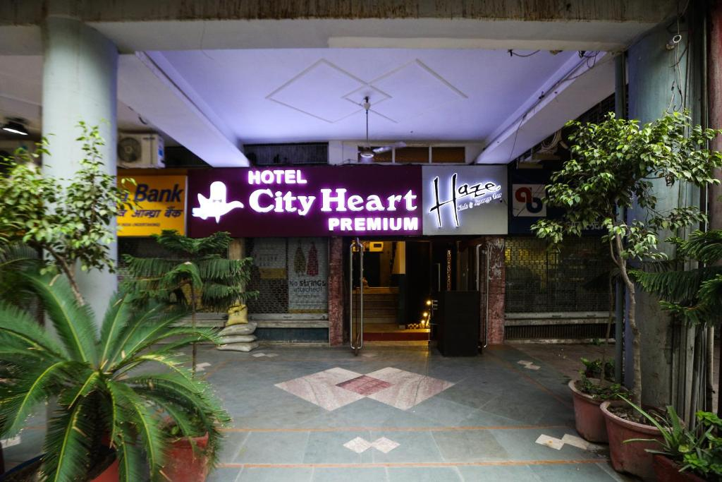 Hotel City Heart Premium Chandīgarh India Deals