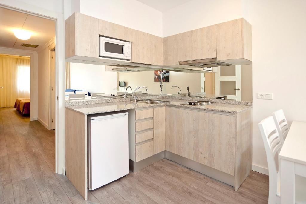 Apartamentos Aragó imagen