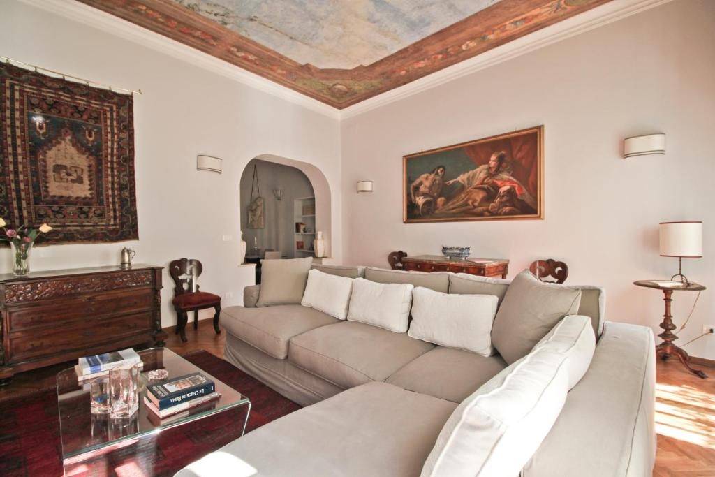 Apartment At Roman Penthouse Rome Italy Booking Com