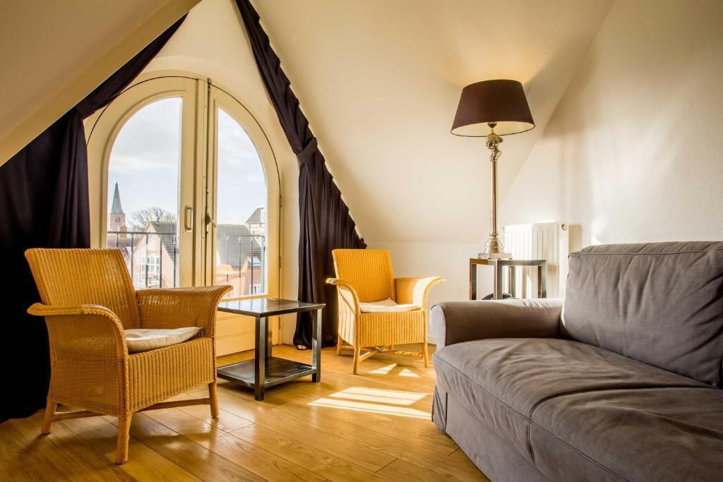 Hotel Wilhelmina Niederlande Domburg Booking Com