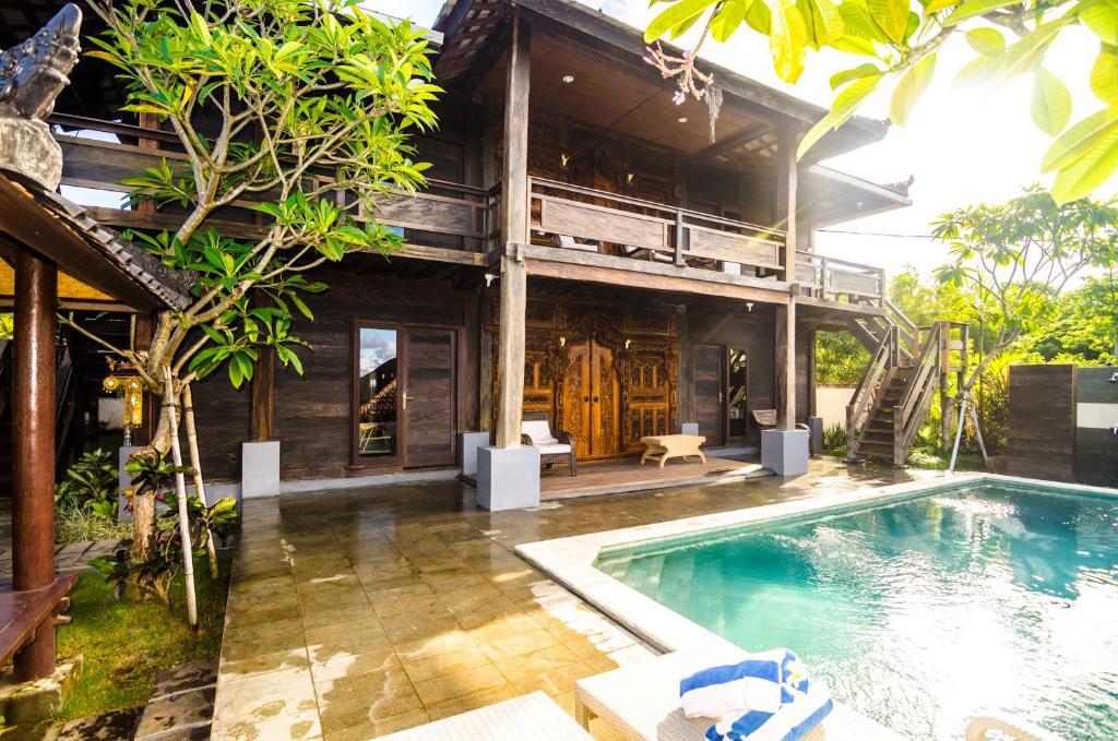 Villa The Kawan Jimbaran, Uluwatu, Indonesia - Booking.com Design Des Swimmingpools Richtig Wahlen
