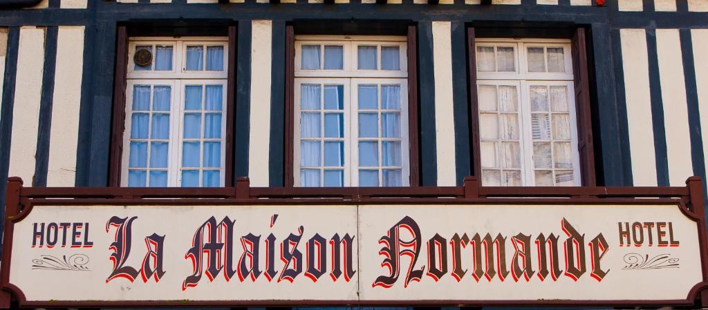 Nice La Maison Normande Trouville #13: Booking.com