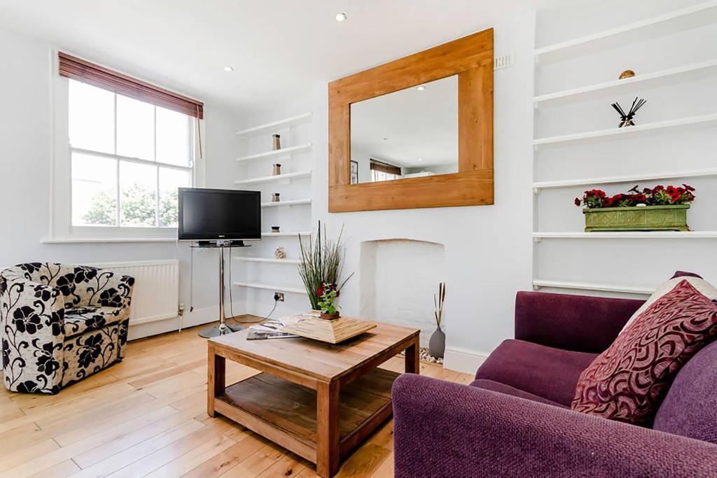 Notting Hill Serendipity Apartments, London, UK - Booking.com