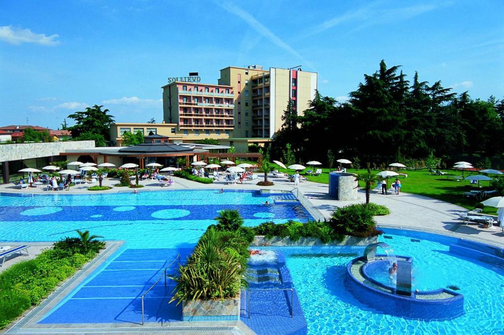Hotel sollievo montegrotto terme prezzi aggiornati per il 2019 - Montegrotto terme piscina ...