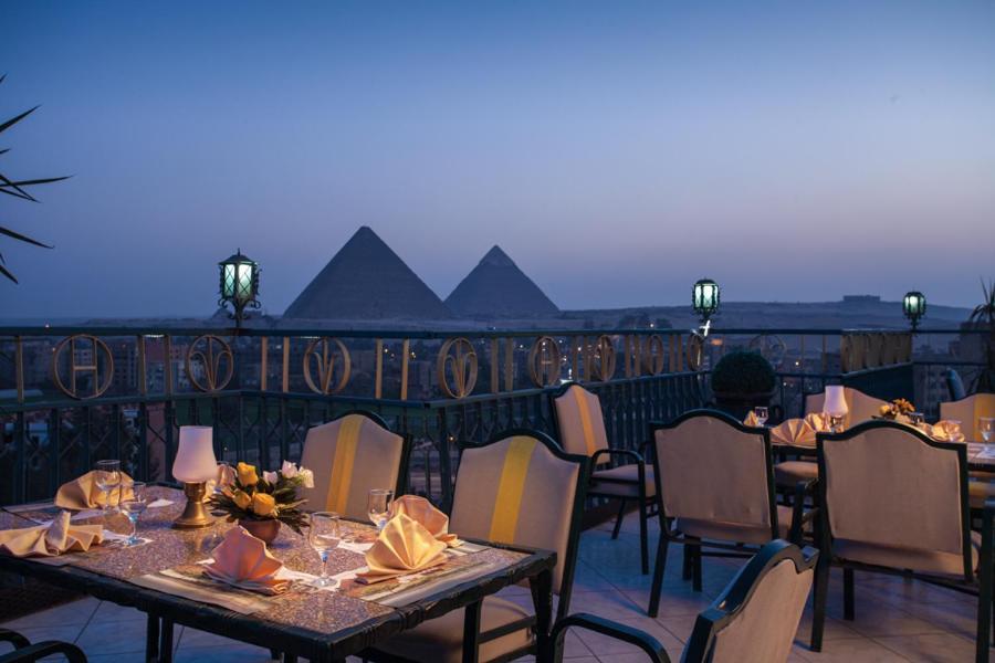 Резултат с изображение за хотел Cairo Pyramids кайро