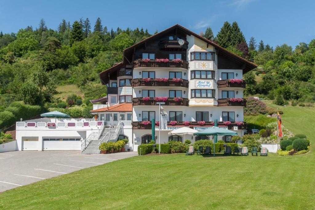 Hotel Koenigshof Bodenmais Germany Booking Com