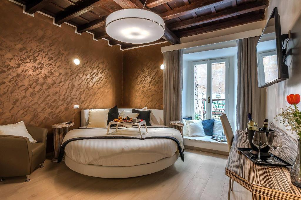 hoteles roma centro