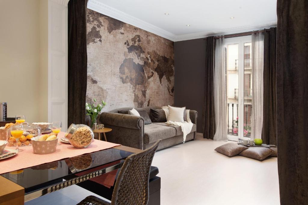 Enjoybcn Tapies Apartments foto